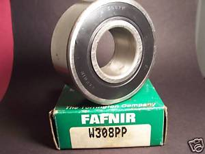 , Fafnir W308PP Single Row Radial Bearing W 308 PP