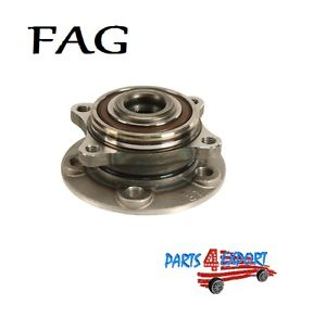 NEW-Volvo-S60-S80-V70-XC70-Front-Axle-Bearing-and-Hub-Assembly-FAG-274298